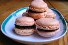 Macarons de la Saint Valentin