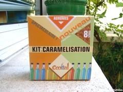 Kit de caramélisation pour crème brûlée