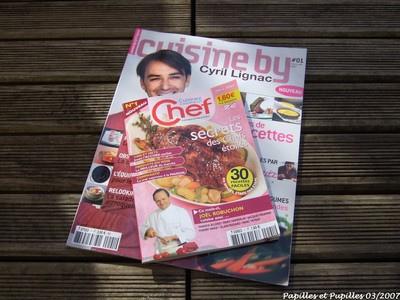 Cuisine by cyril lignac versus cuisinez comme un chef de jo l robuchon - France 2 cuisinez comme un chef ...