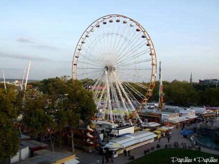 Grande roue - Place des Quinconces - Bordeaux
