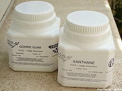 Gommes de Guar et de Xanthane