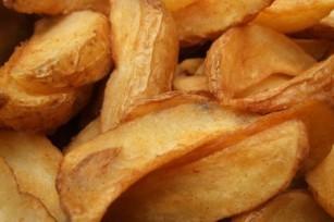 Country potatoes – Pommes de terre au four