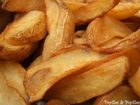 Country potatoes – Pommes de terre au four