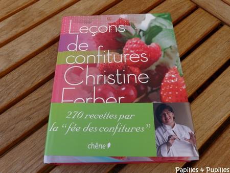 Leçons de Confiture de Christine Ferber