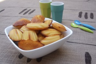 Madeleines, tout simplement