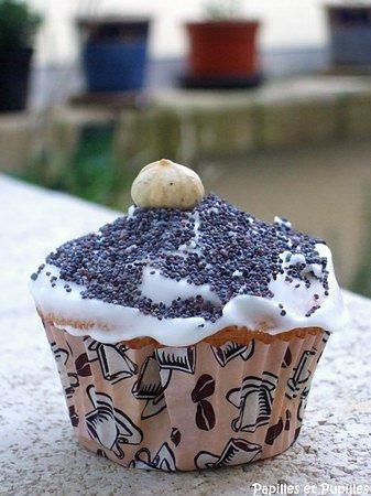 Image Papilles et Pupilles - Cupcakes citron pavot