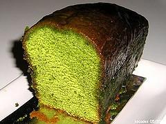 Cake citron Matcha - Sadaharu Aoki