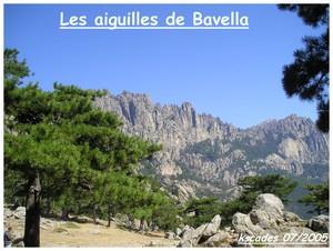 Corse - Aiguilles de Bavella