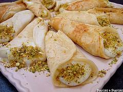 crèpes libanaises