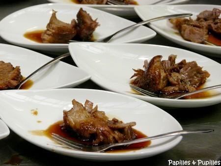 Porc mariné sauté aux 5 épices