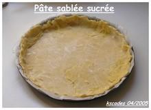 Image Papilles et Pupilles - Pâte sablée sucrée de Pierre Hermé