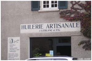 Huilerie Leblanc - Magasin