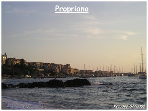 Corse - Propriano