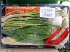 Légumes exotiques