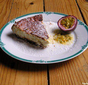 Cheesecake Caraibos