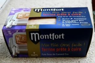 Foie gras Montfort