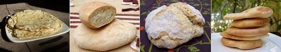 Image Papilles et Pupilles - Pains du Monde pour Goosto : Tortilla, Ciabatta, Irish Soda Bread, Pains pita