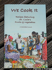 We cook it - Recipes featuring St.Lucia