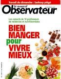 Nouvel Observateur du 11 au 17 décembre 2008