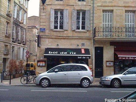 Le bol de Riz - Bordeaux