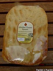 crackers italiens - Ghiottina Toscana Romarin