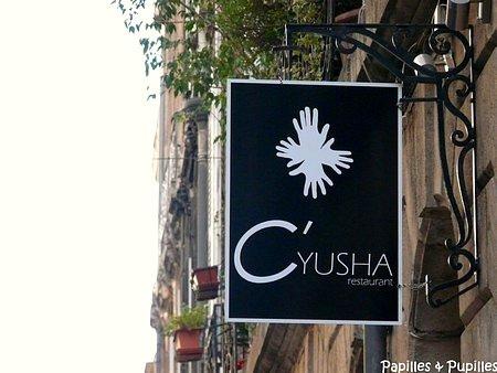 Restaurant Cyusha