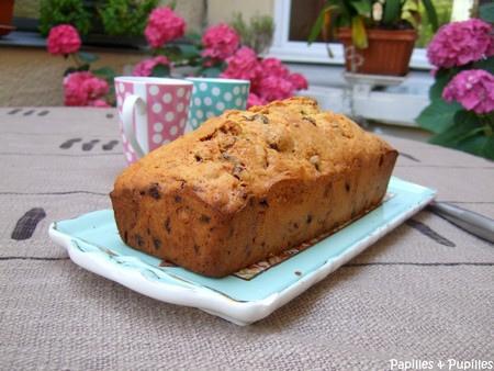 Cake aux fruits confits délicieux ou Cake 1978 selon Fil