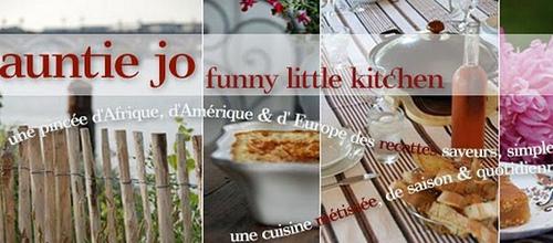 Auntie Jo Funny Little Kitchen