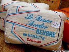 Beurre Bordier 1/2 sel