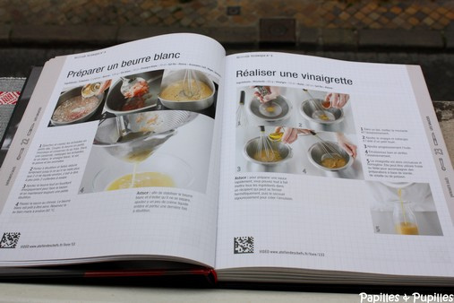 Le livre de cuisine de l atelier des chefs - Livre cuisine chef etoile ...