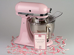 Robot KitchenAid rose