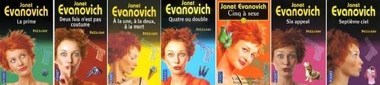 Bandeau Janet Evanovich
